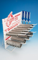 Jubilee® Stainless Steel Clip Dispenser
