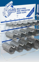 Jubilee® Mild Steel Large Clip Dispenser