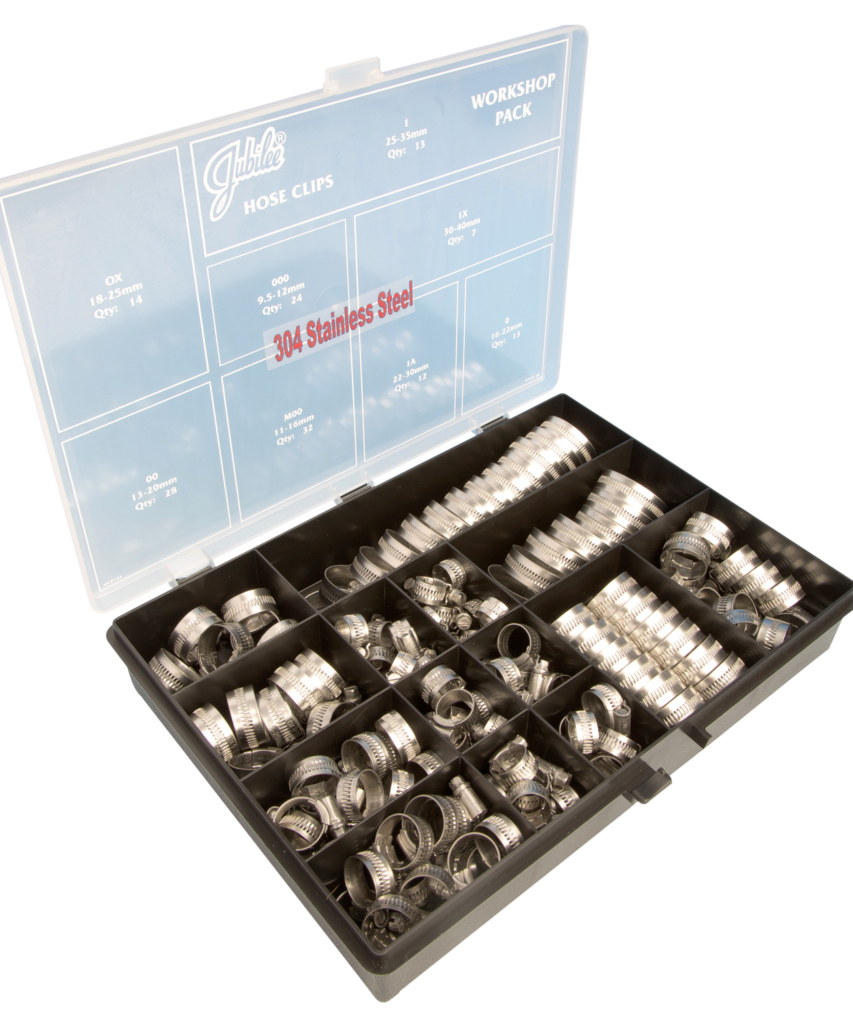 View Jubilee® 304 Stainless Steel Workshop Pack
