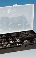 Jubilee® Mild Steel 'P' Clip Kit