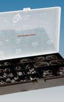 Jubilee® Stainless Steel 'P' Clip Kit