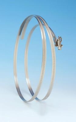 Jubilee<sup>®</sup> Slimline Multiband 7mm 304 Grade Stainless Steel