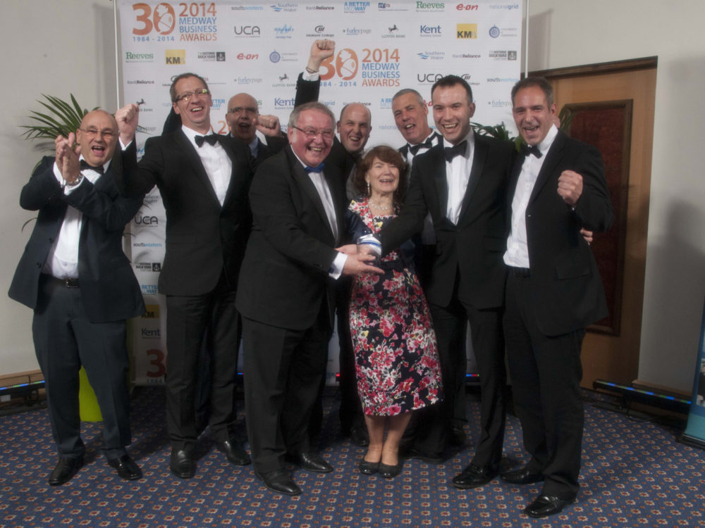Jubilee<sup>®</sup> scoops prestigious 'Manufacturing Award' first time!