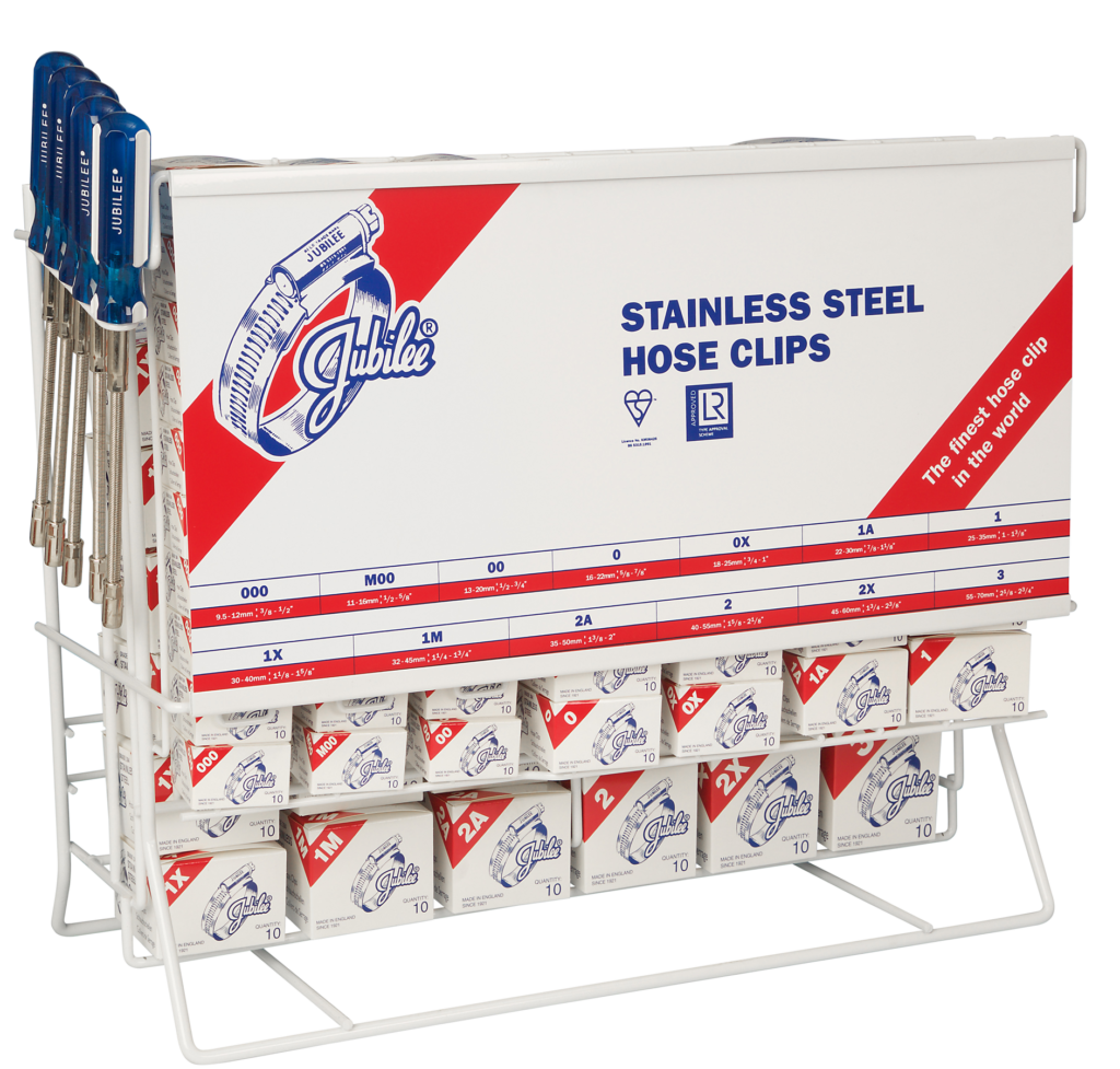 Jubilee 304 Stainless Steel Mega Dispenser