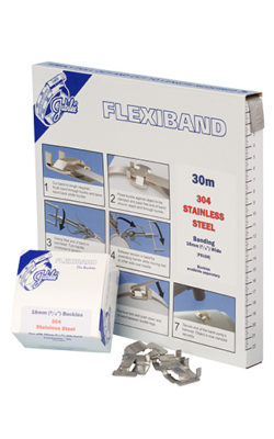 Our Flexiband range