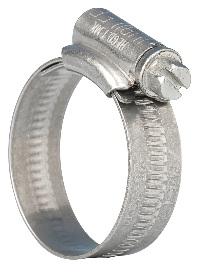 View Jubilee<sup>®</sup> Clip 1A Mild Steel 22-30mm