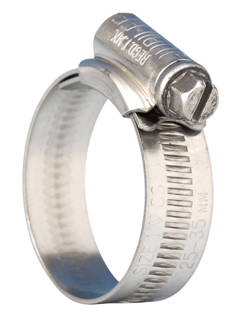 View Jubilee<sup>®</sup> Clip 1M Stainless Steel 32-45mm