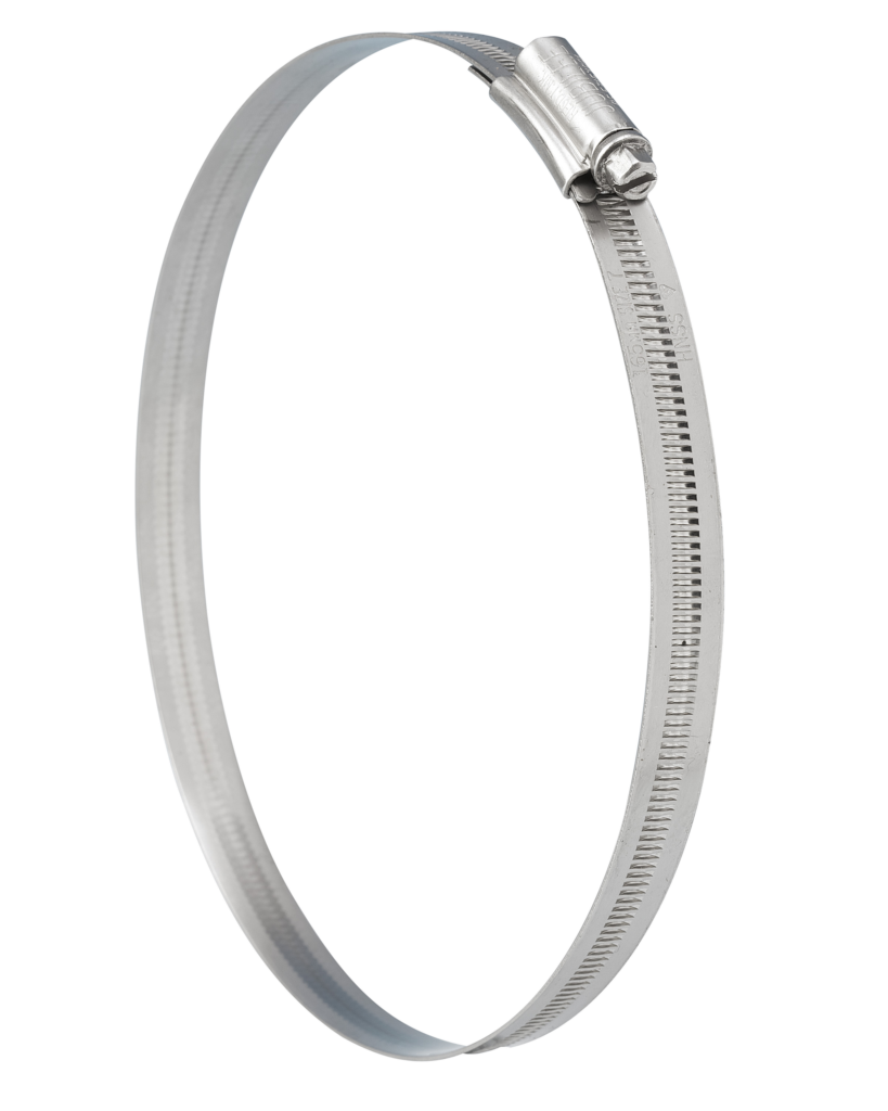 Jubilee<sup><sup>®</sup></sup> Clip 7.5 High Nickel Stainless Steel 158-190mm