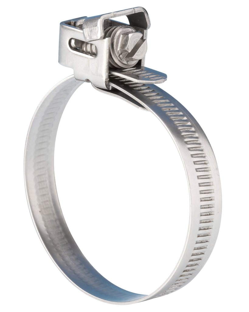 View Jubilee<sup>®</sup> Captive Strap Stainless Steel 100mm
