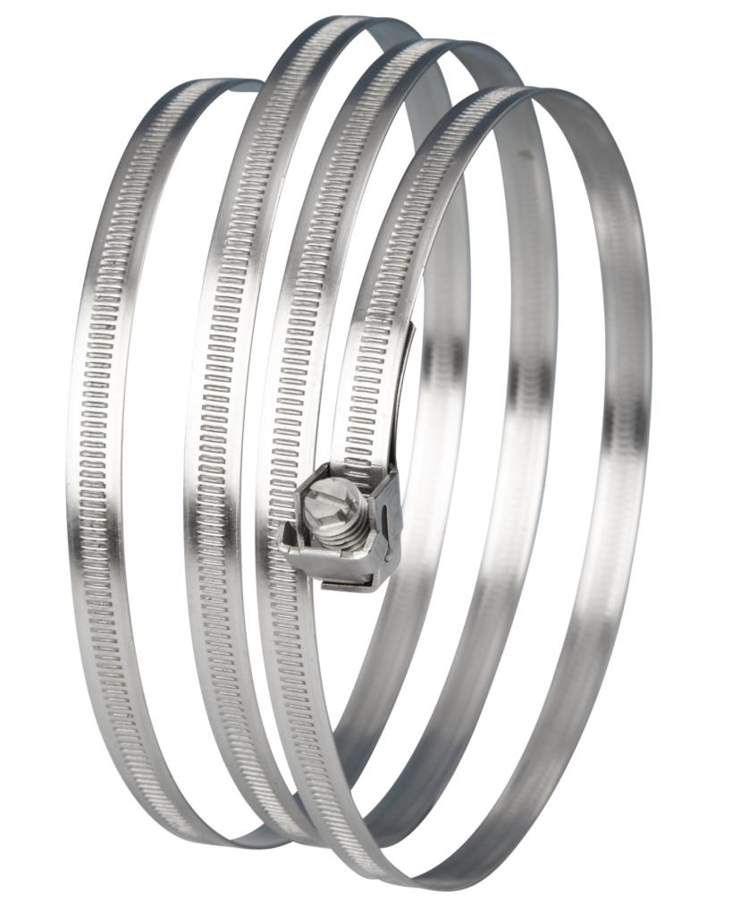 View Jubilee<sup>®</sup> Captive Strap Stainless Steel 555mm