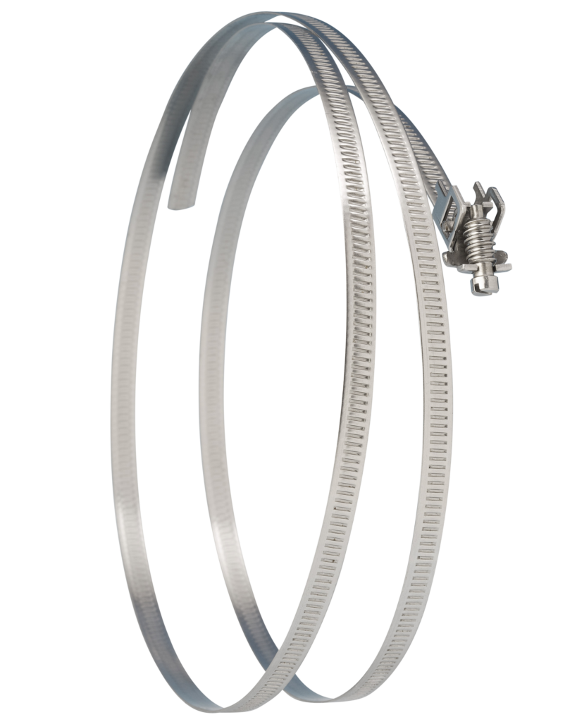 Jubilee<sup><sup>®</sup></sup> Fliplock Strap Stainless Steel 275mm