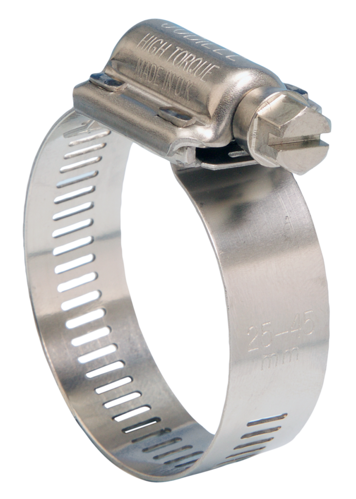 Jubilee<sup><sup>®</sup></sup> High Torque Stainless Steel 25-40mm