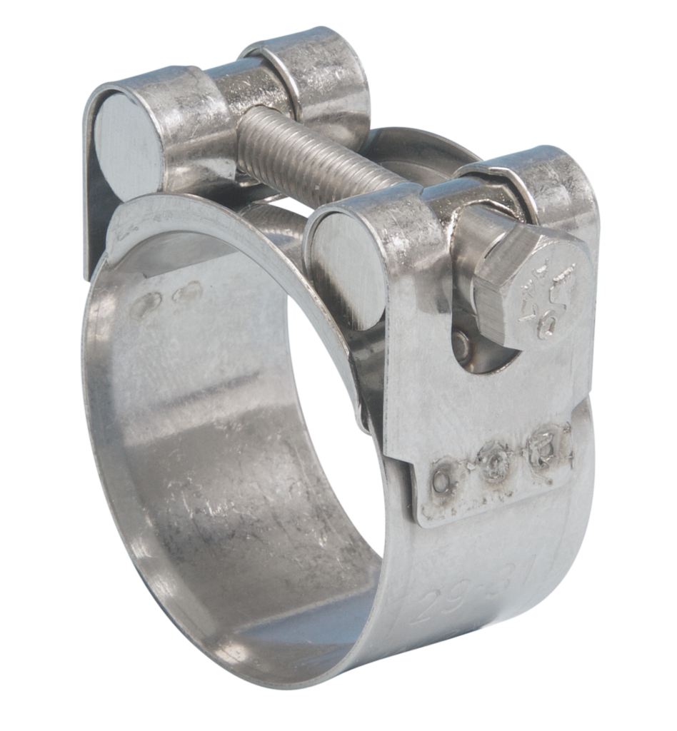 Jubilee<sup><sup>®</sup></sup> Superclamp 316 Stainless Steel 29-31mm