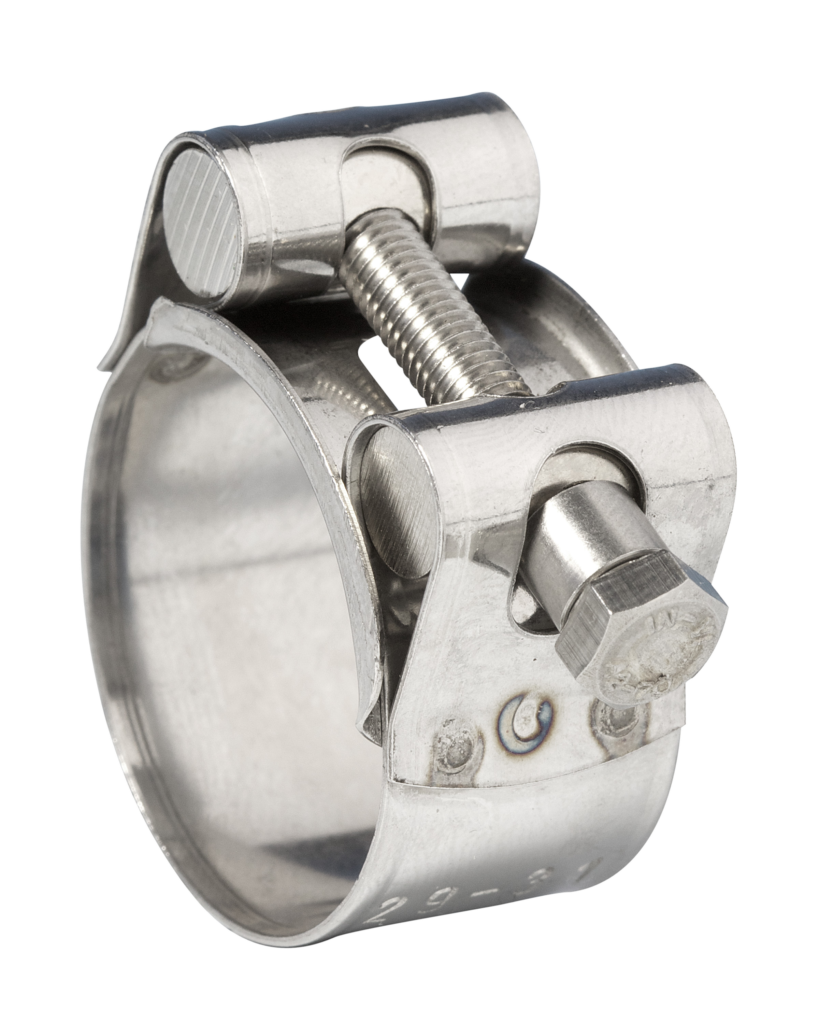 Jubilee<sup><sup>®</sup></sup> Superclamp 304 Stainless Steel 23-25mm