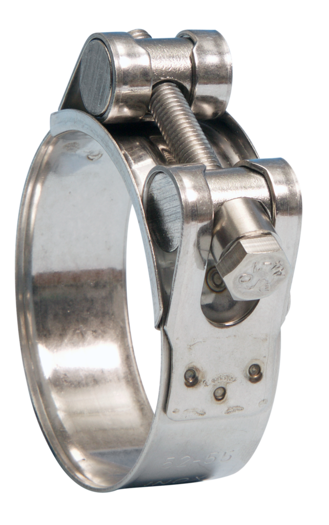 Jubilee<sup><sup>®</sup></sup> Superclamp 316 Stainless Steel 60-63mm