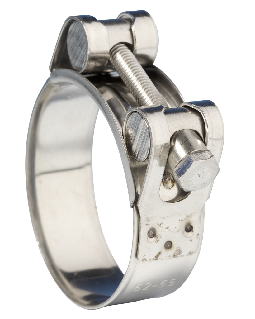 Jubilee<sup><sup>®</sup></sup> Superclamp 304 Stainless Steel 52-55mm