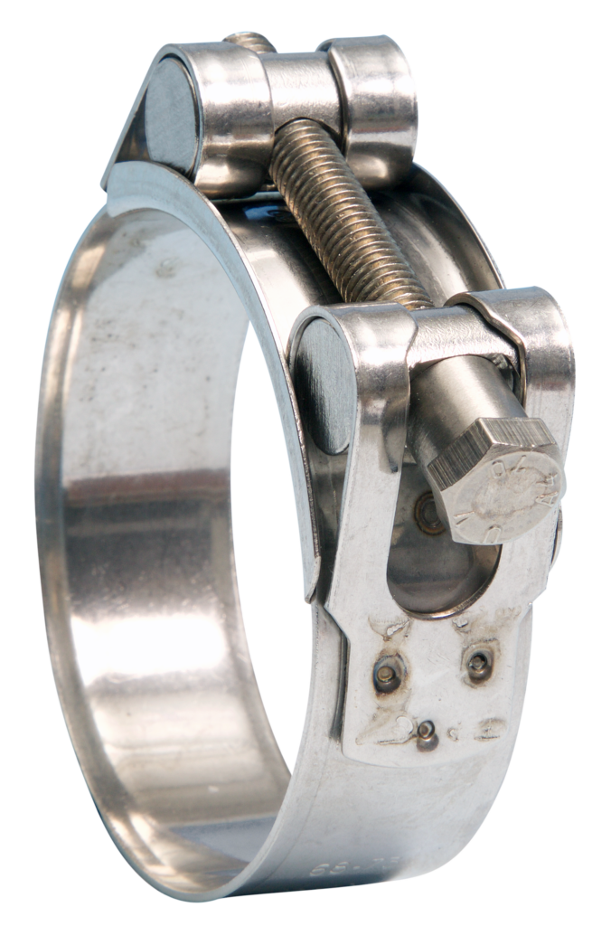 Jubilee<sup><sup>®</sup></sup> Superclamp 316 Stainless Steel 80-85mm