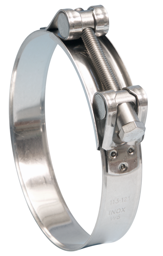 View Jubilee<sup>®</sup> Superclamp 316 Stainless Steel 122-130mm