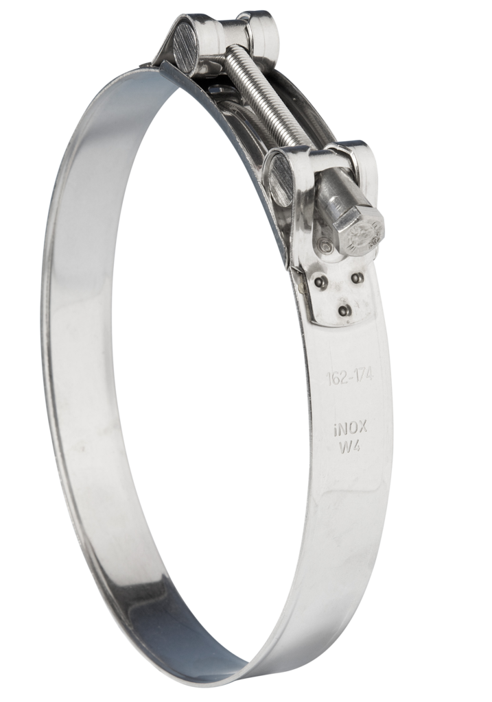View Jubilee<sup>®</sup> Superclamp 304 Stainless Steel 201-213mm