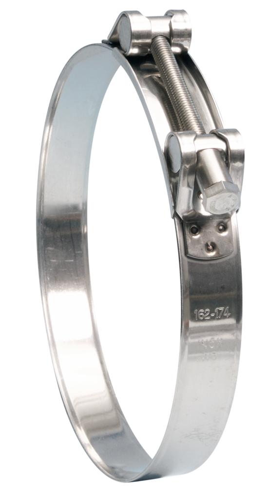 Jubilee<sup><sup>®</sup></sup> Superclamp 316 Stainless Steel 201-213mm