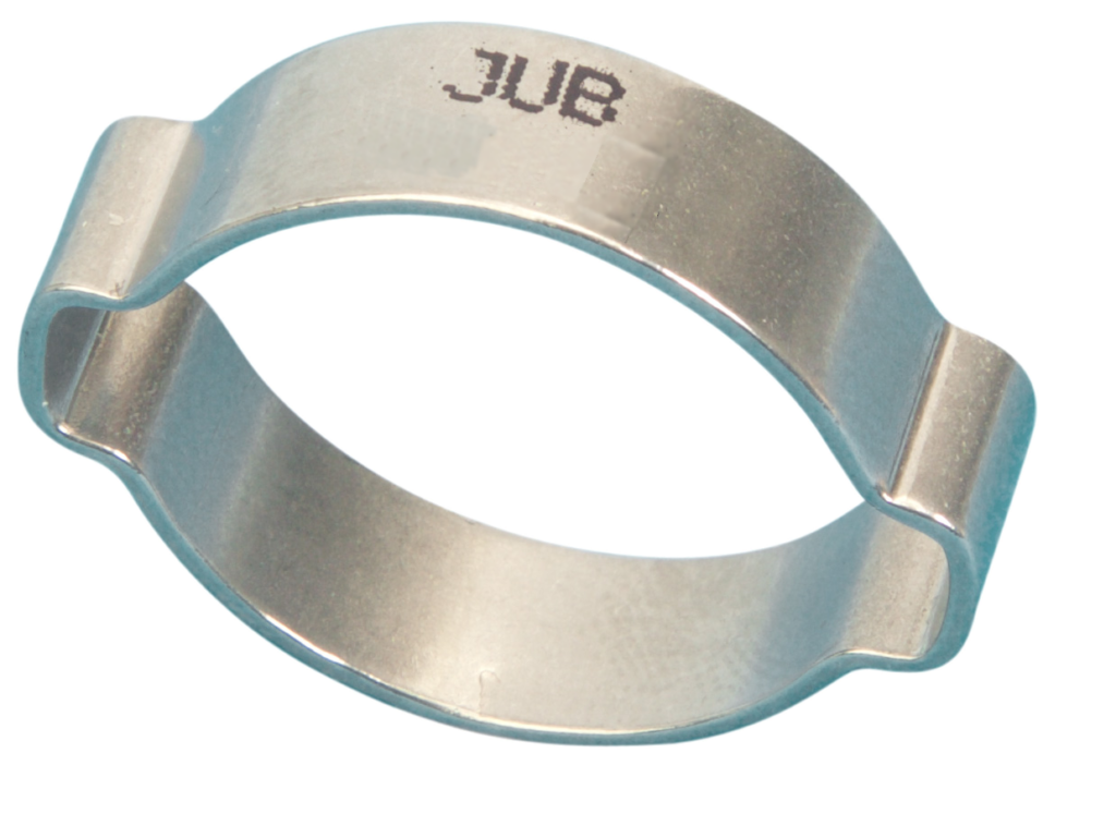 Jubilee<sup>®</sup> O Clip Stainless Steel 3-5mm